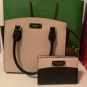 Kate Spade Purse + Wallet Set